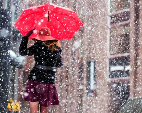 Зима візьме реванш: синоптики оновили прогноз на суботу