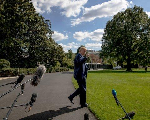 Трамп: Байден і його сім'я займалися вимаганням