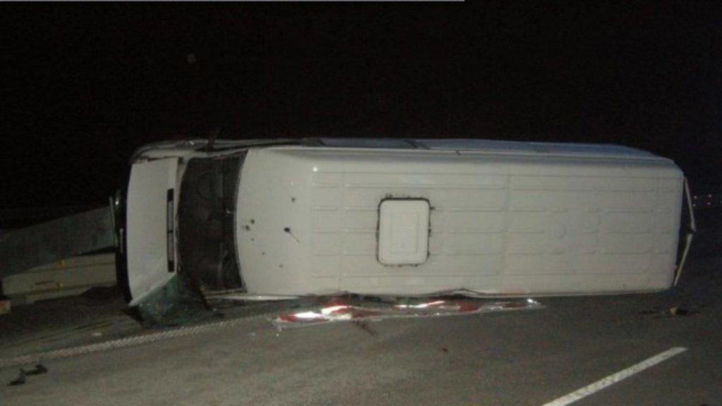 Автобус з українцями потрапив у страшну аварію в Угорщині: фото трагедії