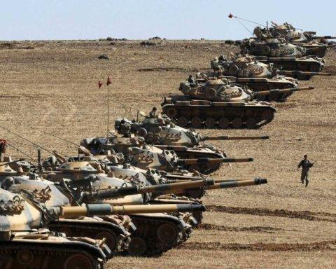 Эрдоган объявил о совместной с Россией военной операции в Сирии