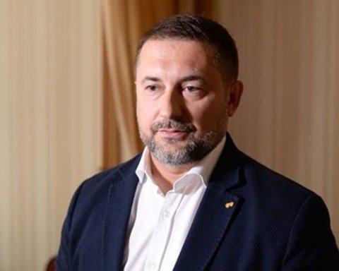 Названо нового голову Луганської ОДА