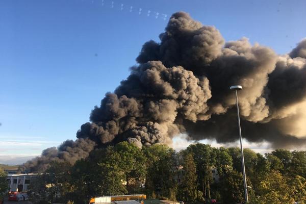 В Австрії прогримів потужний вибух біля аеропорту: багато постраждалих