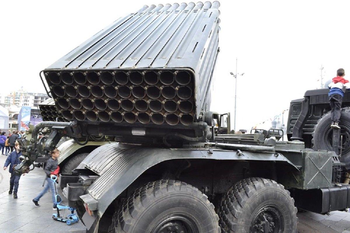 Росія стягнула до анексованого Криму смертоносну зброю