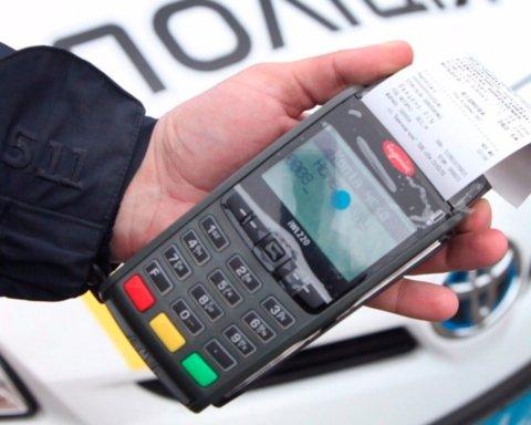 Украинских водителей начнут штрафовать по-новому: что изменилось