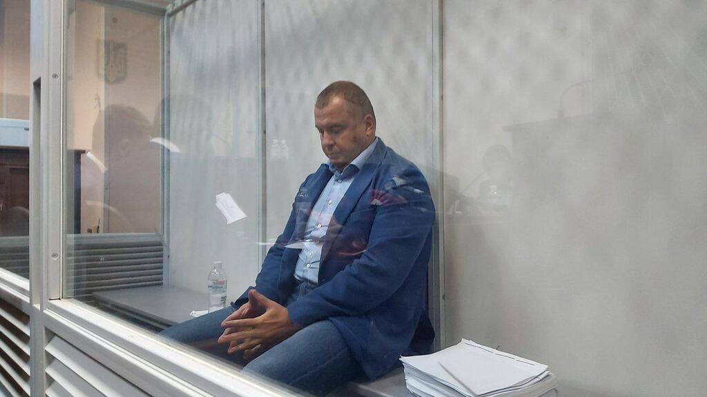 Арешт Гладковського:  суд ухвалив рішення