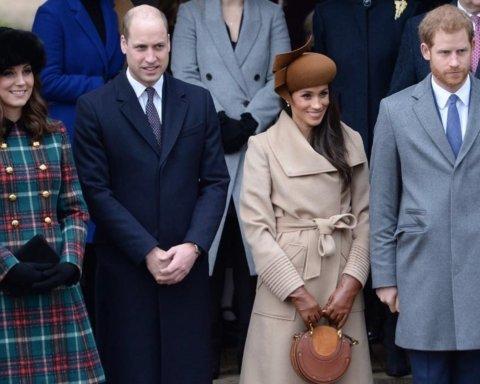 Принцы Уильям и Гарри вместе с женами прекратили вражду ради соцпроекта