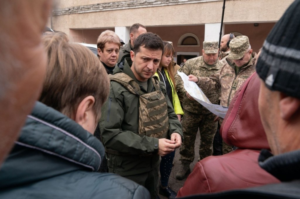 """""""Капітуляції не буде"""": Зеленський підвів підсумки свого візиту на Донбас"""