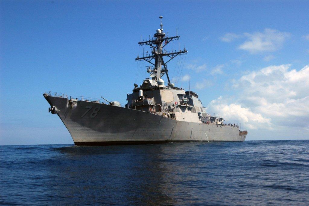 """У Чорне море увійшов озброєний """"Томагавками"""" есмінець ВМС США"""