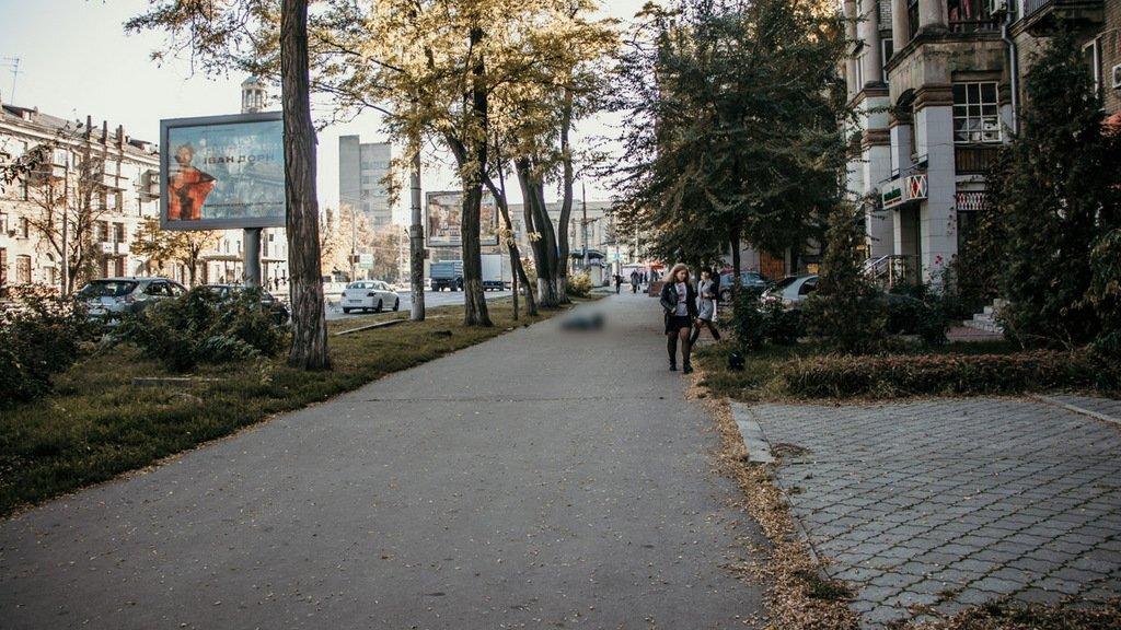 В Днепре внезапно умер мужчина прямо на улице: подробности трагедии
