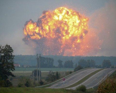 Рада создала временную следственную комиссию по расследованию взрывов на военных складах