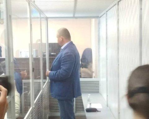 Арест Гладковского: суд принял решение