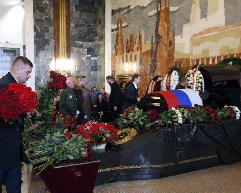 Похорон Олексія Леонова: як пройшла церемонія прощання