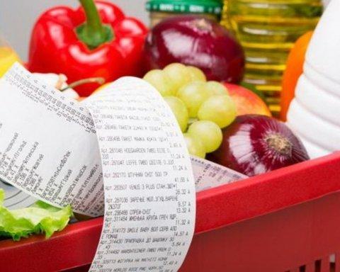 Скільки українці витрачають на продукти: цікаві цифри