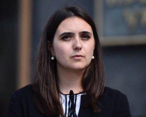 Пресс-секретаршу Зеленского обвинили в уголовном преступлении