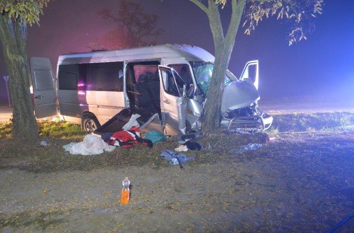 Автобус з українцями потрапив в ДТП в Угорщині, багато постраждалих: подробиці і фото