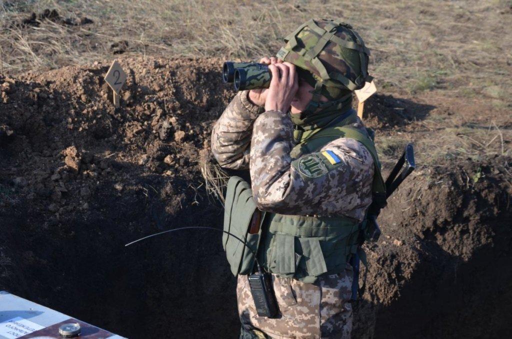 Бойовики обстрілювали позиції ООС на Донбасі з мінометів і гранатометів