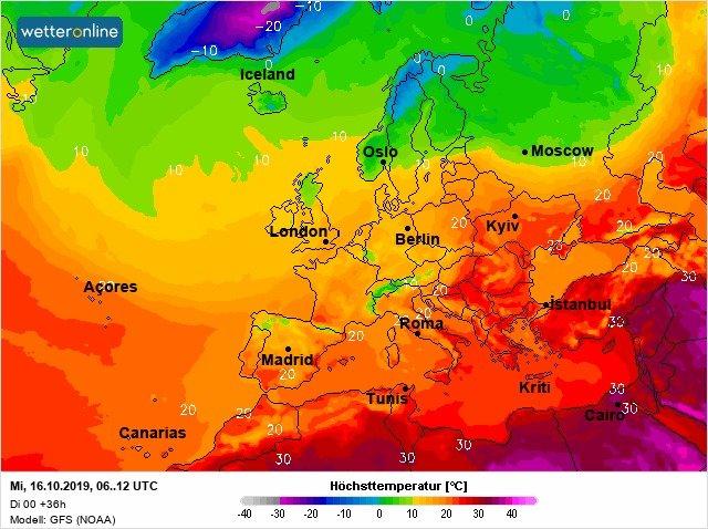 Украина побьет температурный рекорд Европы: синоптик порадовала прогнозом погоды