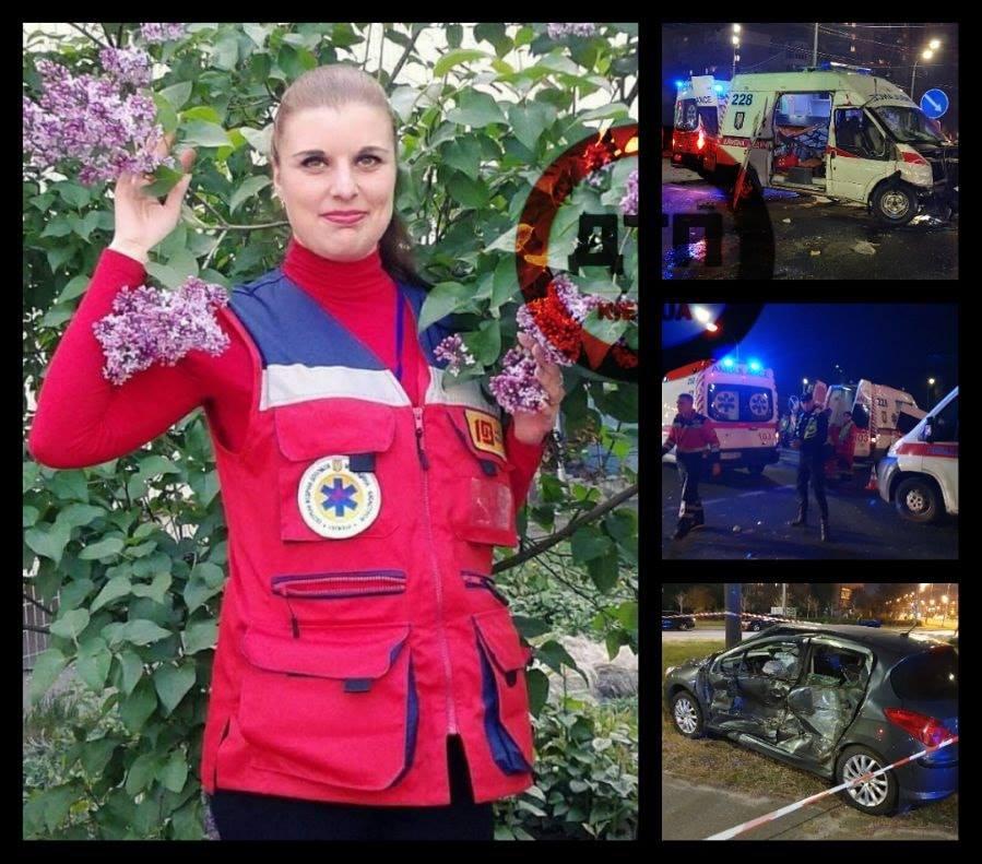 Жуткое ДТП со «скорой» в Киеве: все подробности и кадры с места смертельной трагедии