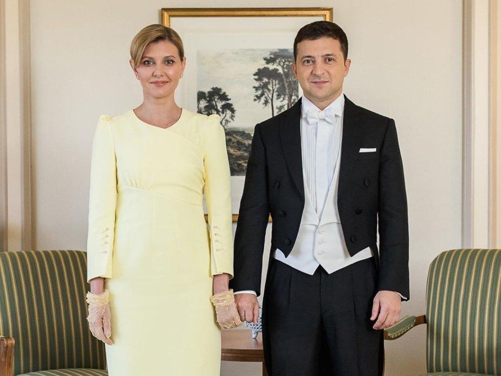 Посольство Японии поставило точку в скандале из-за платья жены Зеленского