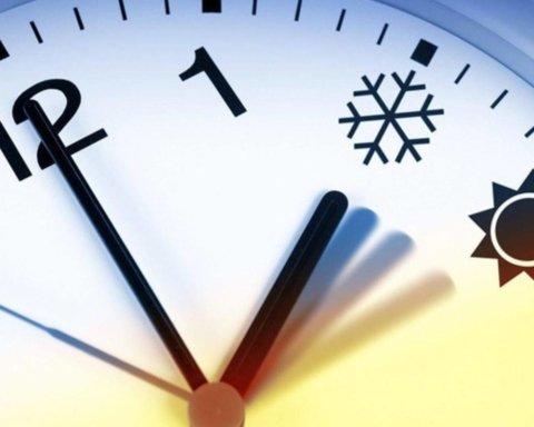 Україна перейшла на зимовий час: що треба знати