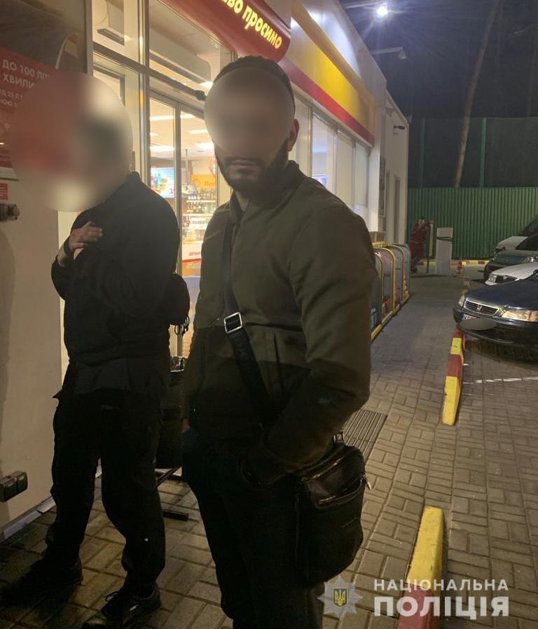 Под Киевом похитили мужчину ради денег: первые подробности и видео