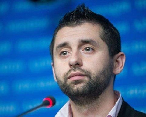 Арахамія звернувся до учасників акції «Ні капітуляції»: вибачення та заява до СБУ