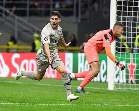 Европеец выиграл сто тысяч евро благодаря победе Шахтера в матче Лиги чемпионов