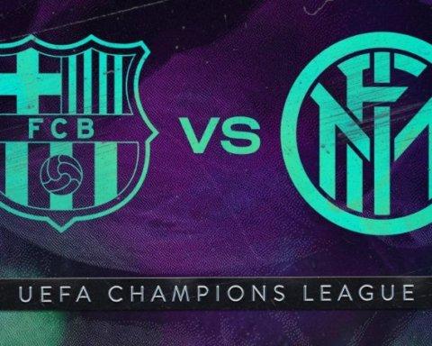 Барселона – Інтер – 2:1: онлайн-трансляція матчу Ліги чемпіонів