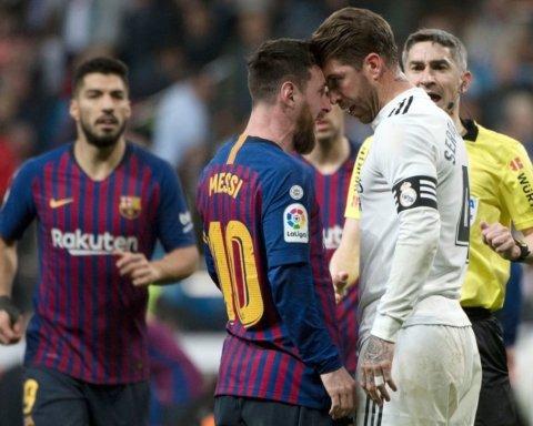 Матч Барселона — Реал перенесли на другую дату из-за протестов в Каталонии