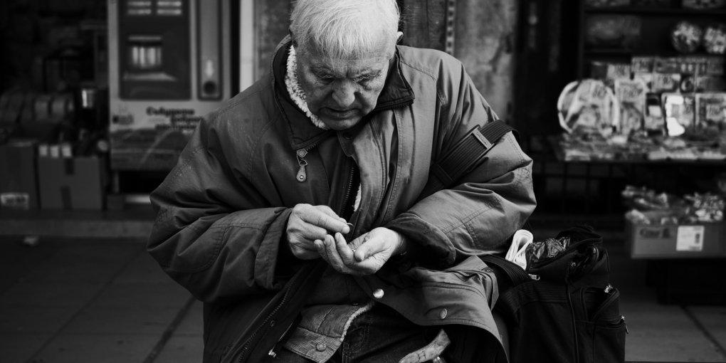 Уровень бедности среди работающих украинцев достиг 42%