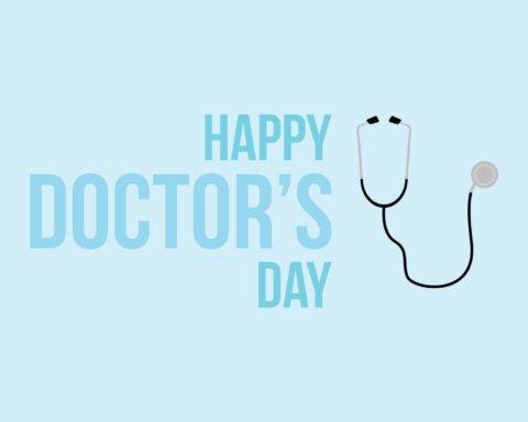 Міжнародний день лікаря: привітання та красиві листівки