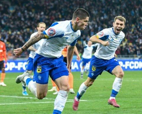 Определились все участники 1/4 финала Кубка Украины