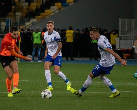 Результати всіх матчів 1/8 фіналу Кубка України