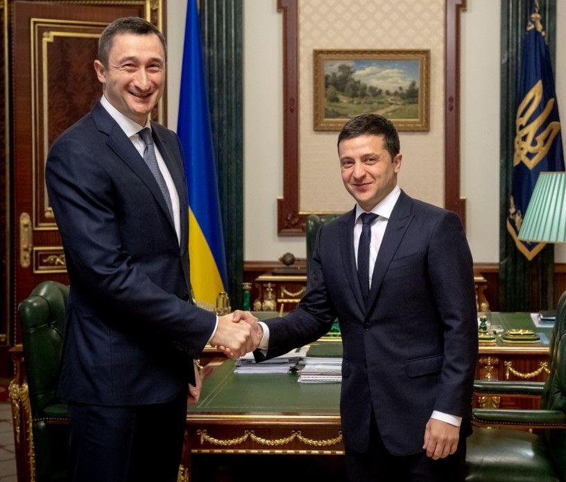 Зеленский назначил главу Киевской области: что о нем известно