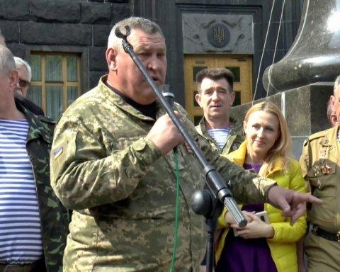 Ветераны заблокировали здание запорожского госкадастра: что происходит