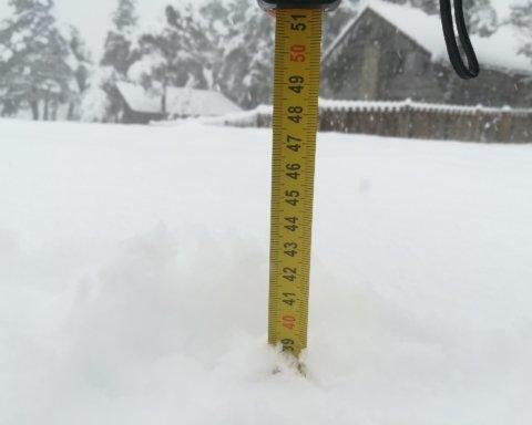 Сніг буде йти всю зиму: синоптик дав невтішний прогноз