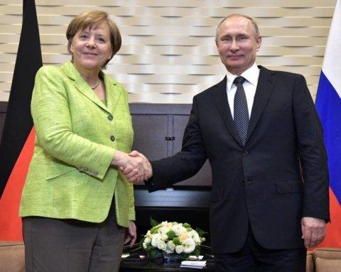 Саммит «нормандской четверки»: Меркель и Путин уже ведут переговоры