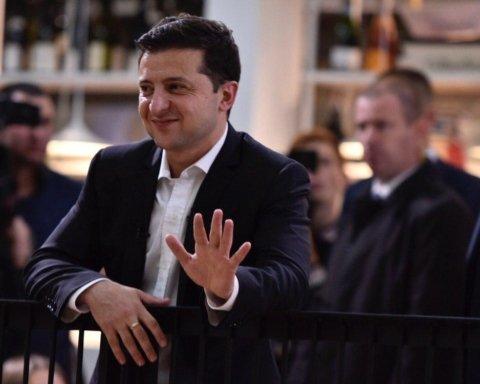 Зеленський написал пост у Facebook і потрапив у скандал