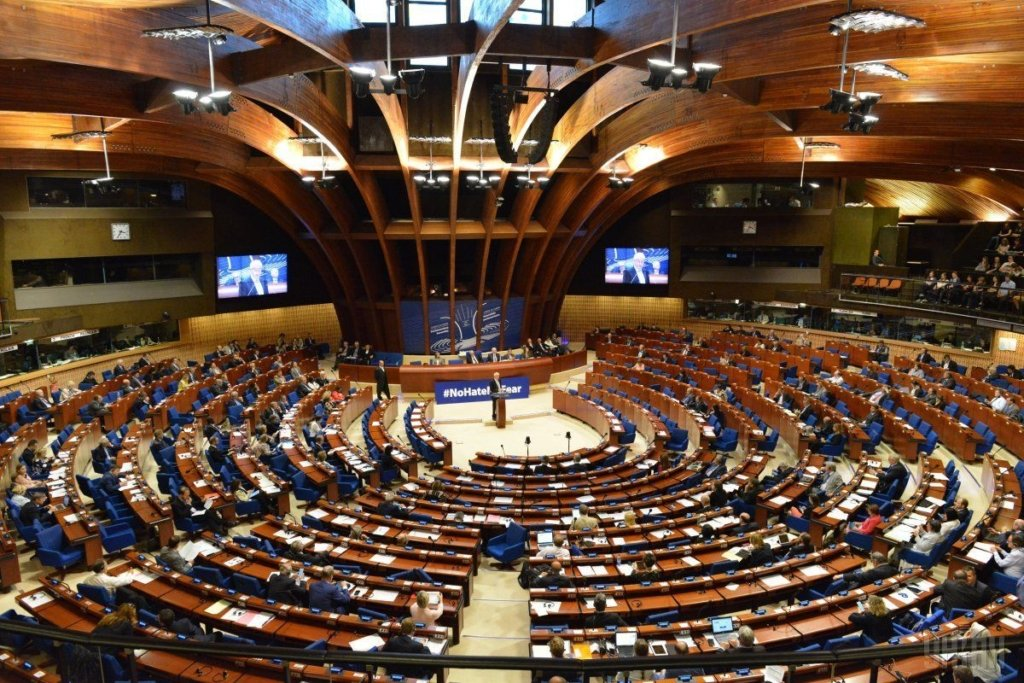 Разумков: Украинская делегация в ПАСЕ не вернется