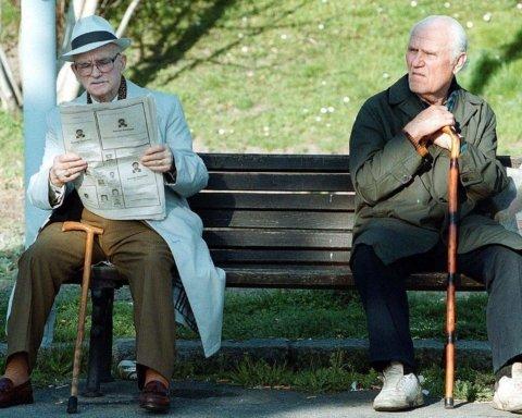 Пенсия в Украине: кому выгодно покупать себе стаж