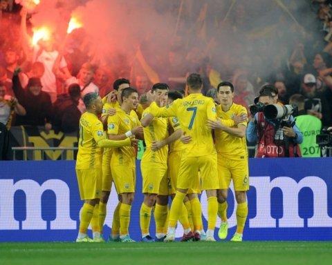 Украина — Португалия — 2:1: реакция соцсетей на победу «желто-синих»