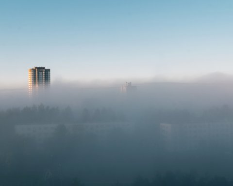 Украинцам посоветовали не выходить из дома из-за смога в Киеве: советы врача