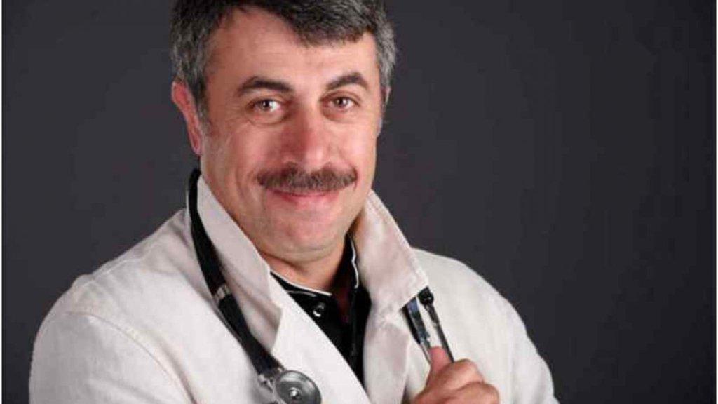 Доктор Комаровський назвав простий спосіб діагностики COVID-19