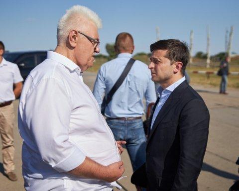 Продюсер «Квартала 95» Сергей Сивохо получил пост в СНБО