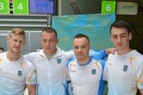 Чоловіча збірна України зі спортивної гімнастики відібралася на Олімпіаду