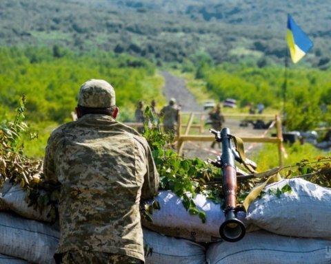 Украинский генерал заявил о срыве отвода войск на Донбассе