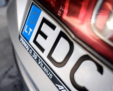 Растаможка «евроблях»: владельцам надо готовиться к переменам