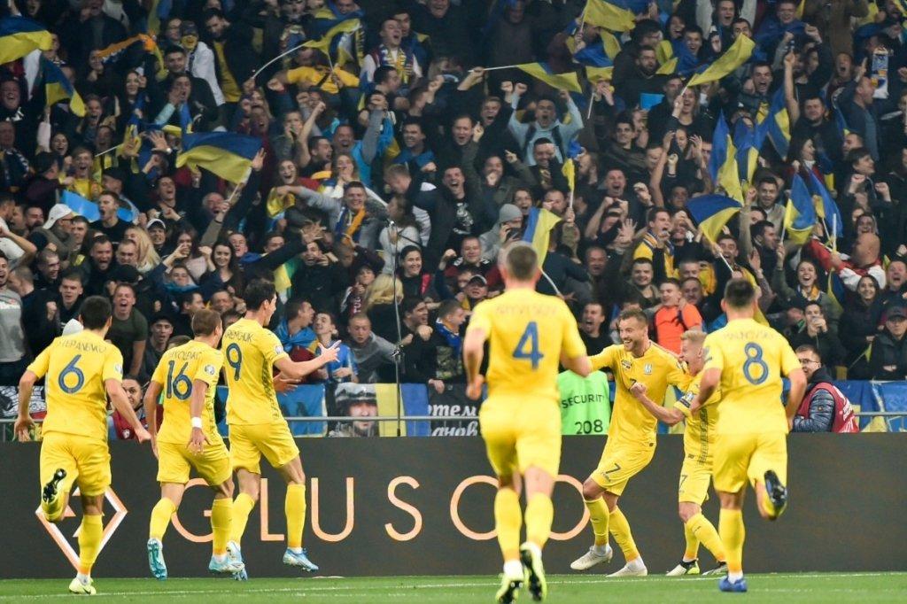 Збірна України перемогла Португалію і вийшла на ЄВРО 2020 з першого місця