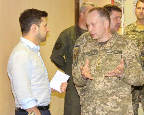 Зеленський: анексія Криму та війна на Донбасі є терапією для України
