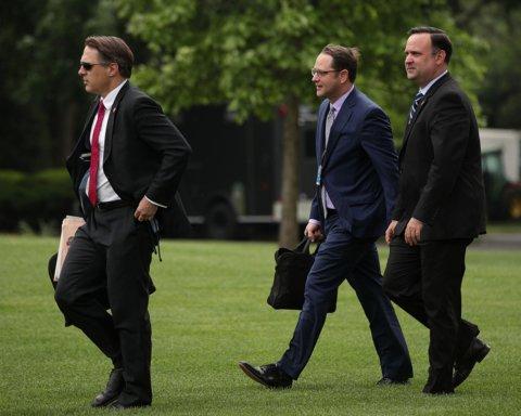 Імпічмент Трампа: Білий дім заборонив свідчити особі, яка чула розмову президентів